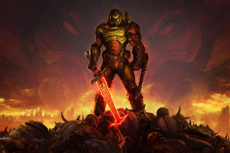 New game : Doom Eternal