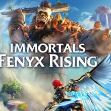 Immortals : Fenyx Rising